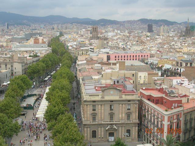 Zdjęcia: Barcelona, Katalonia, La Rambla, HISZPANIA