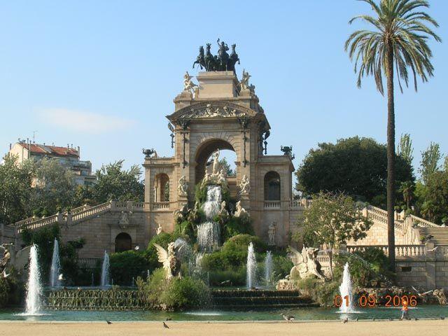 Zdjęcia: Barcelona, Katalonia, Parc de la Ciutadella, HISZPANIA