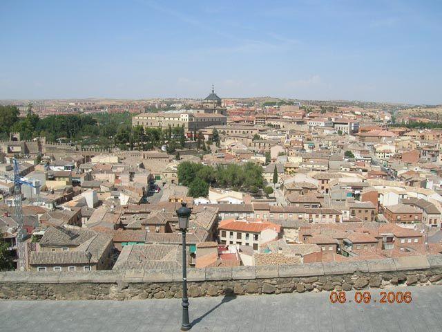 Zdjęcia: Toledo, -Kastylia - La Mancha, Panorama, HISZPANIA