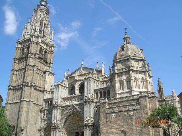 Zdjęcia: Toledo, -Kastylia - La Mancha, Katedra, HISZPANIA