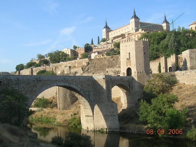 Zdj�cia: Toledo, -Kastylia - La Mancha, Alkazar, HISZPANIA