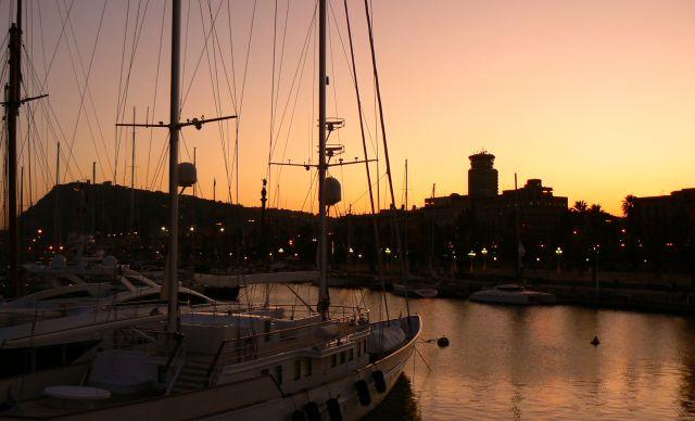 Zdjęcia: Barcelona, Barca by night, HISZPANIA