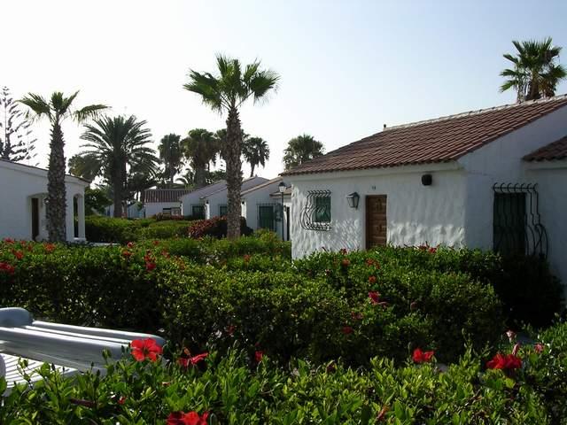 Zdjęcia: Gran Canaria, Wyspy Kanaryjskie, Ośrodek Santa Fe, HISZPANIA