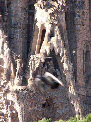 Zdjęcia: Sagrada Famiglia, Katalonia, Barcelona, HISZPANIA