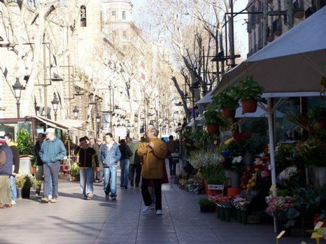 Zdjęcia: Rambla, Katalonia, Barcelona, Rambla, HISZPANIA