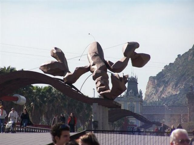 Zdjęcia: Barcelona, Katalonia, Port Veil, HISZPANIA