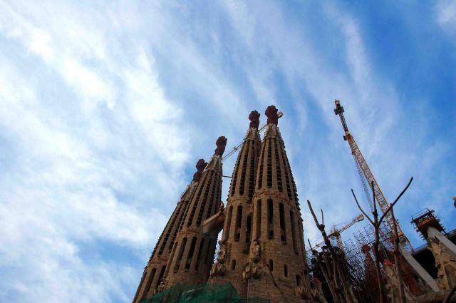 Zdjęcia: barcelona, ciągle w budowie, HISZPANIA