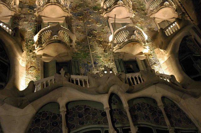 Zdjęcia: barcelona, casa battlo 2, HISZPANIA