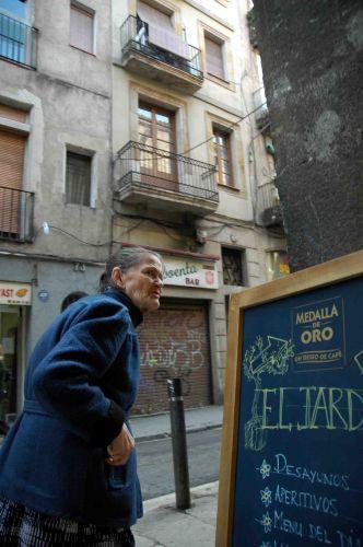 Zdj�cia: barcelona, ciekawo�� s�siad�w, HISZPANIA