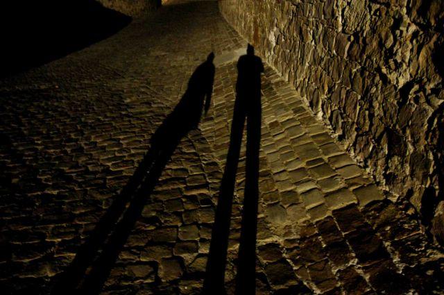 Zdjęcia: barcelona- castillo de montjuic, teatr cieni, HISZPANIA