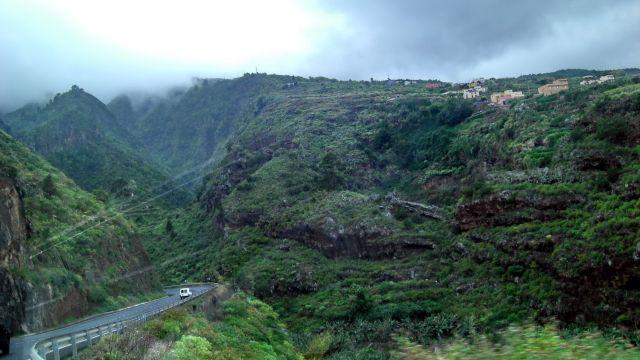 Zdjęcia: taburiente, La Palma, Los Tilos Barranco, HISZPANIA