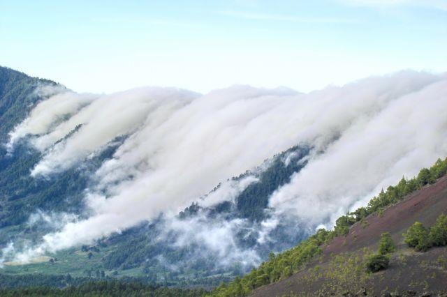 Zdjęcia: La Palma, La Palma, pas wulkaniczny, HISZPANIA