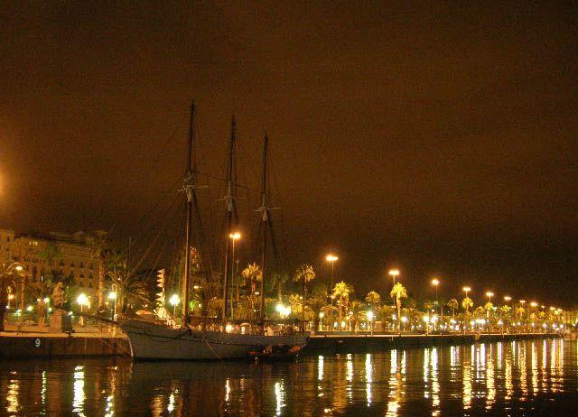 Zdjęcia: Barcelona, Katalonia, Port Vell, HISZPANIA
