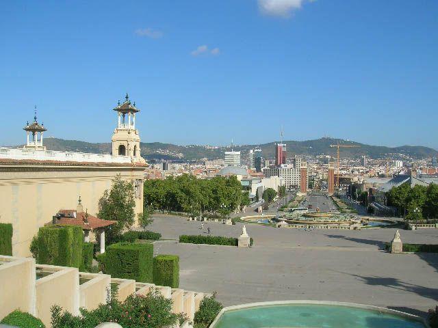 Zdjęcia: Barcelona, Katalonia, plac d'Espanya, HISZPANIA