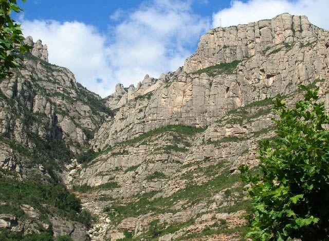 Zdjęcia: okolice Barcelony, Katalonia, Montserrat, HISZPANIA