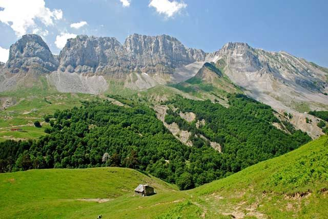 Zdjęcia: Sierra de Alano, Pireneje, Refugio de Taxeras, HISZPANIA