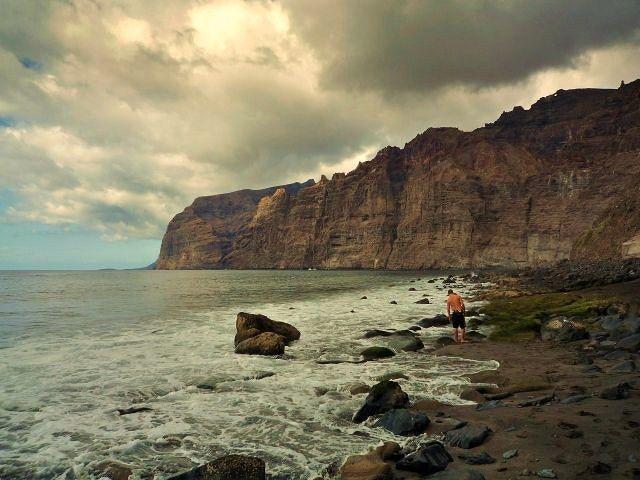 Zdjęcia: Teneryfa, Wyspy Kanaryjskie, Wybrzeża Teneryfy, HISZPANIA
