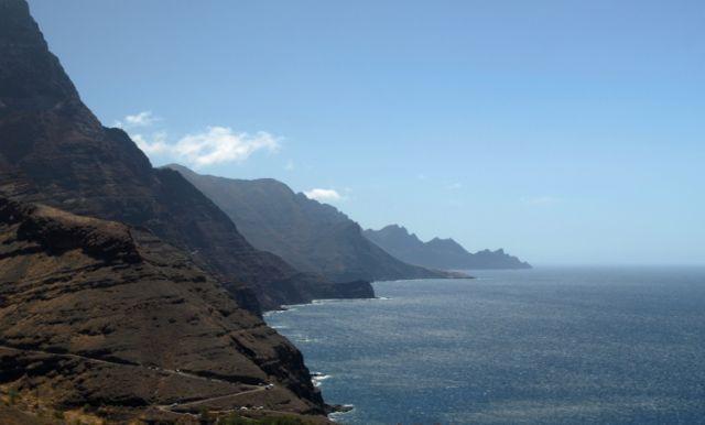 Zdjęcia: zach wybrzeże, Gran Canaria, ..., HISZPANIA