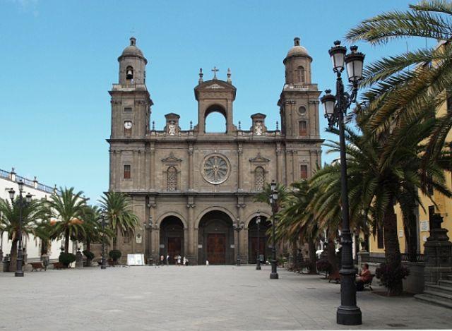 Zdjęcia: Las Palmas, Gran Canaria, katedra w Las Palmas, HISZPANIA