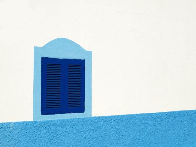Zdjęcia: Puerto de las Nieves, Gran Canaria, okno, HISZPANIA