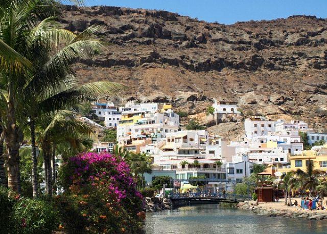 Zdjęcia: La Playa de Mogan, Gran Canaria, La Playa de Mogan, HISZPANIA