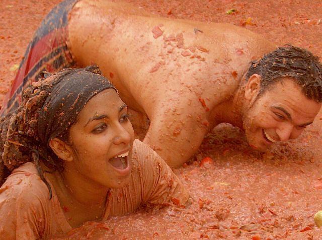 Zdjęcia: Bunol, Pomidorowa kąpiel, HISZPANIA