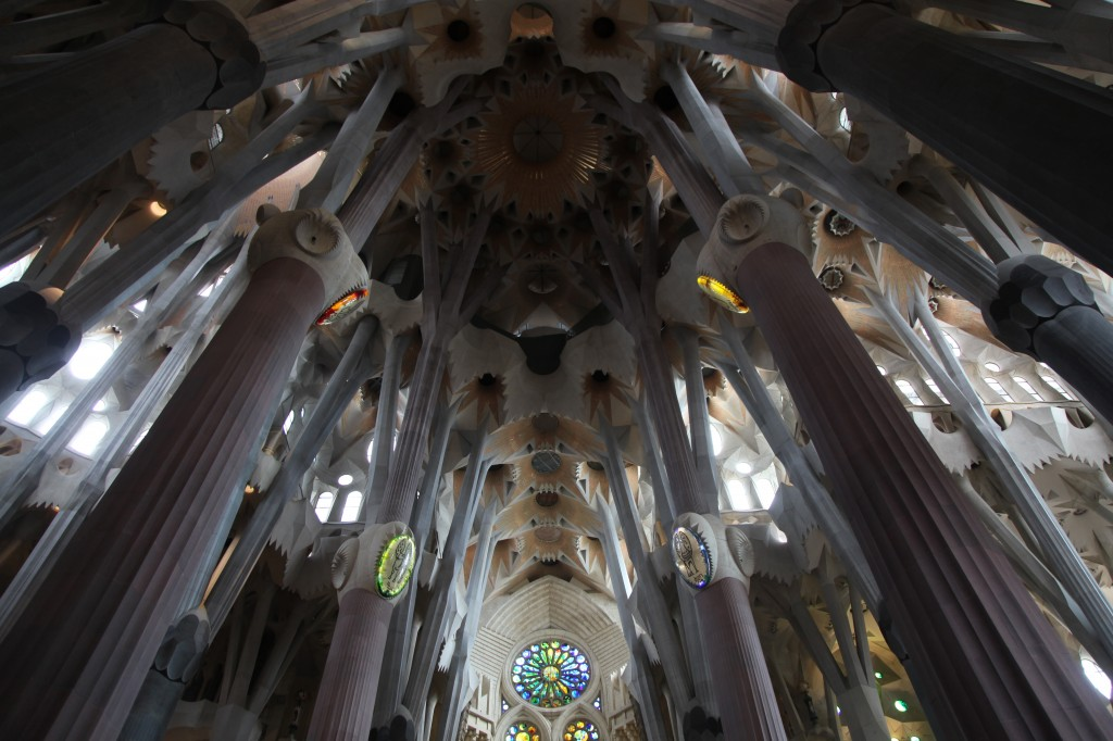 Zdjęcia: Barcelona, Katalonia, Sagrada Familia - fascynacje 1, HISZPANIA