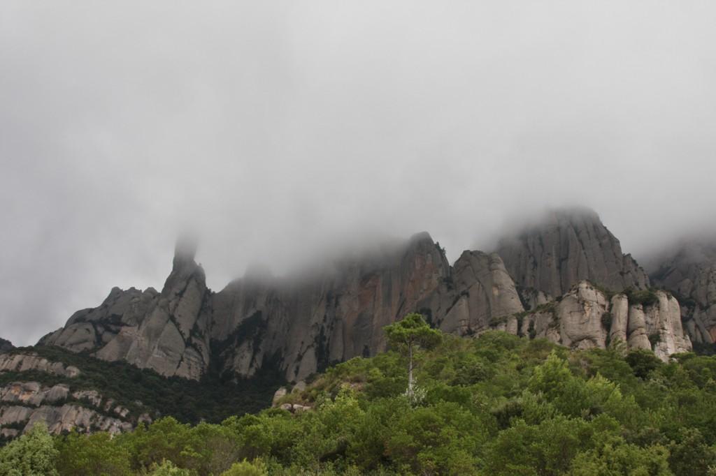 Zdjęcia: Montserrat , Katalonia , Montserrat , HISZPANIA