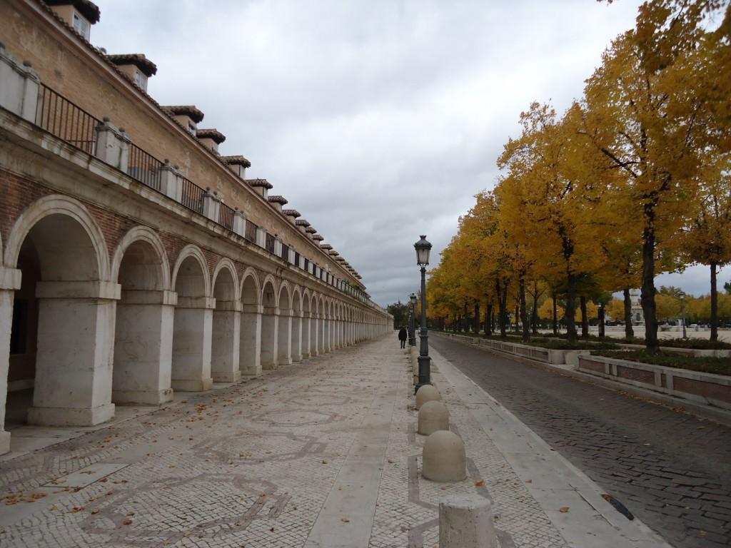 Zdjęcia: Aranjuez, Madryt, Ulice w Aranjuez, HISZPANIA