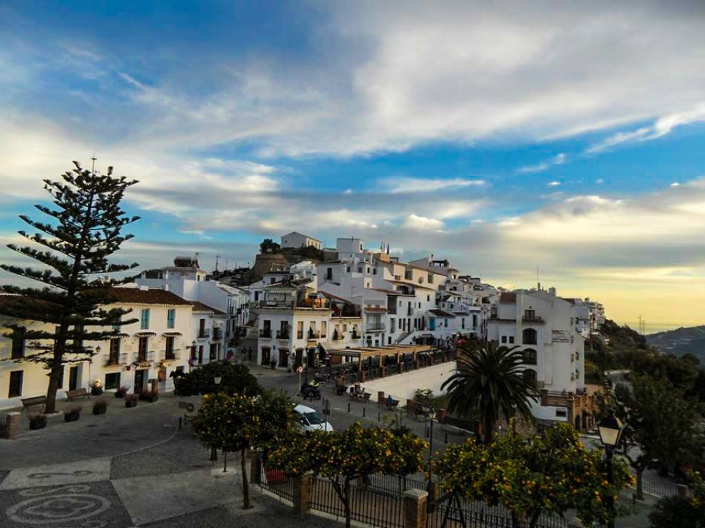 Zdjęcia: Frigiliana, Andaluzja, najpiekniejsze miejsce w Andaluzji, HISZPANIA