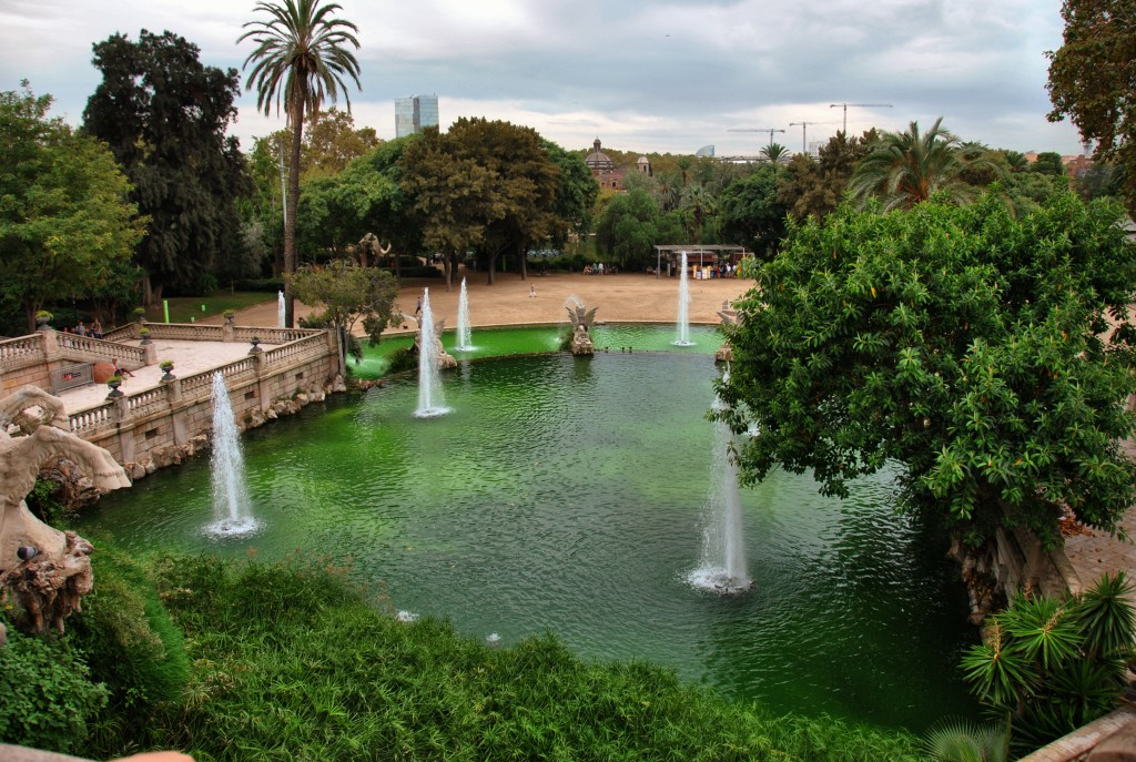 Zdjęcia: Barcelona, Barcelona, PARK CIUTADELLA, HISZPANIA
