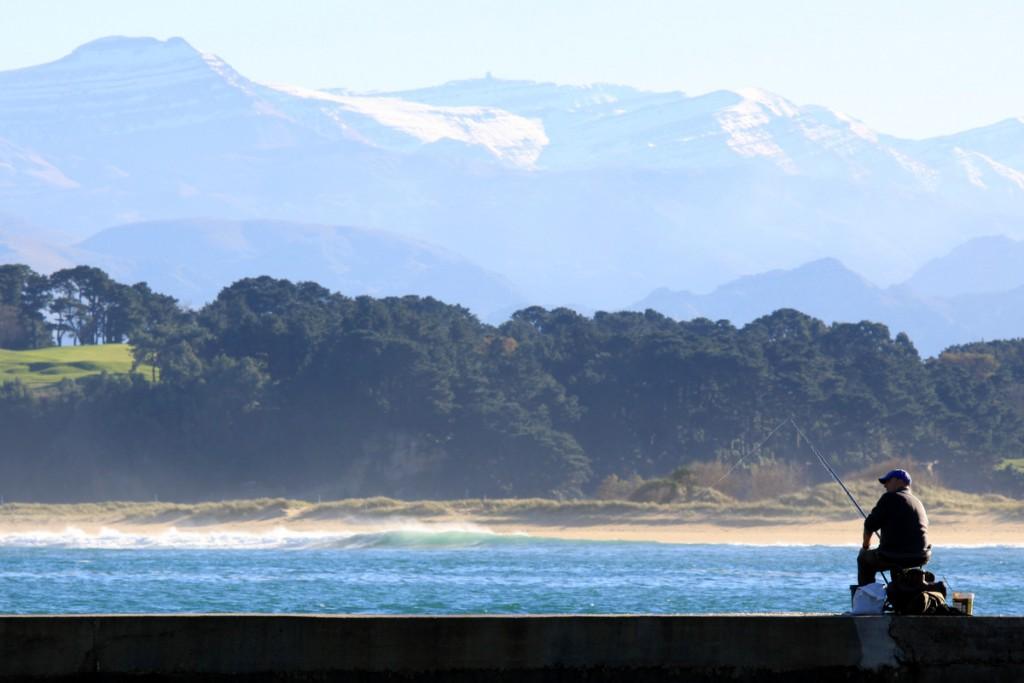 Zdjęcia: Santander, Santander, A może na ryby? ;-), HISZPANIA
