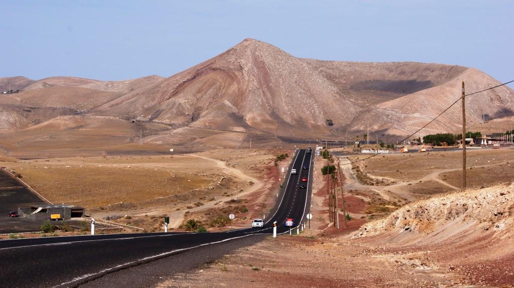 Zdjęcia: Lanzarote, Canary Islands, Wulkaniczne krajobrazy, HISZPANIA