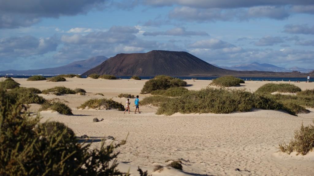 Zdjęcia: Fuerteventura, Canary Islands, Wulkaniczne krajobrazy, HISZPANIA