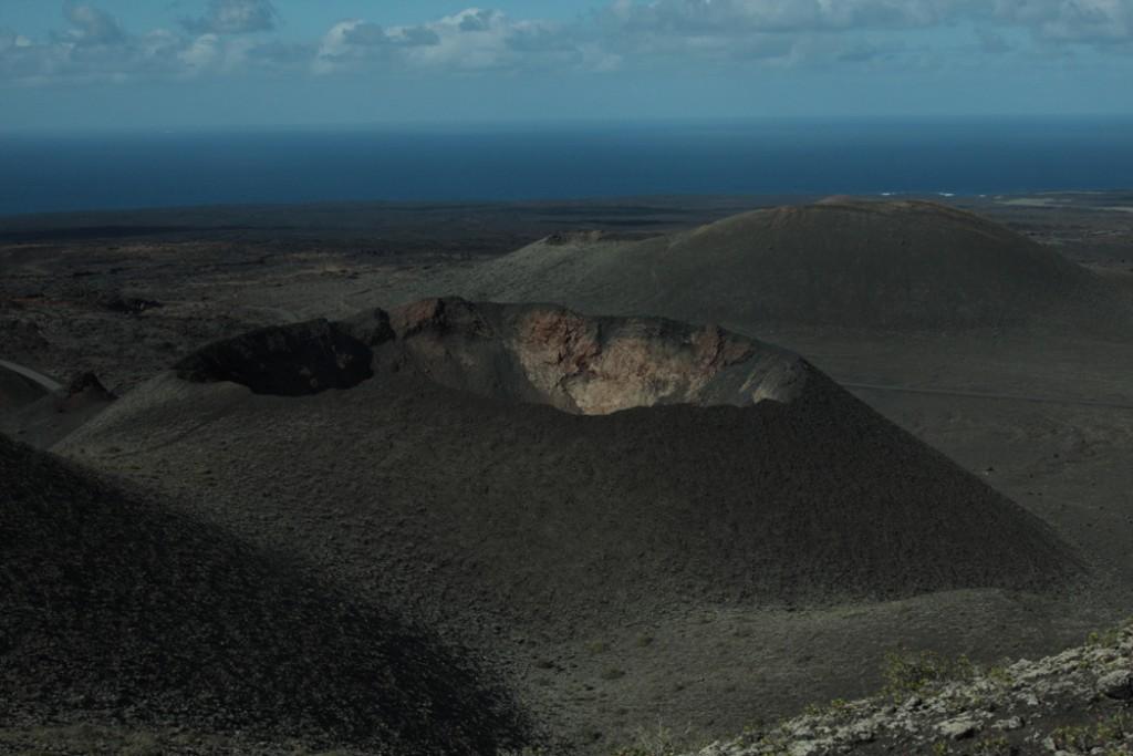 Zdjęcia: Park Narodowy Timanfaya, Wyspy Kanaryjskie, Lanzarote, HISZPANIA