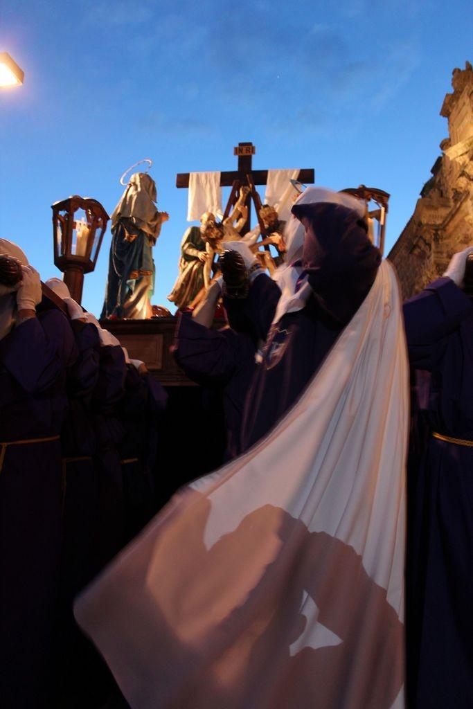 """Zdjęcia: Plasencia, Extremadura, """"Pokutnicy"""", HISZPANIA"""