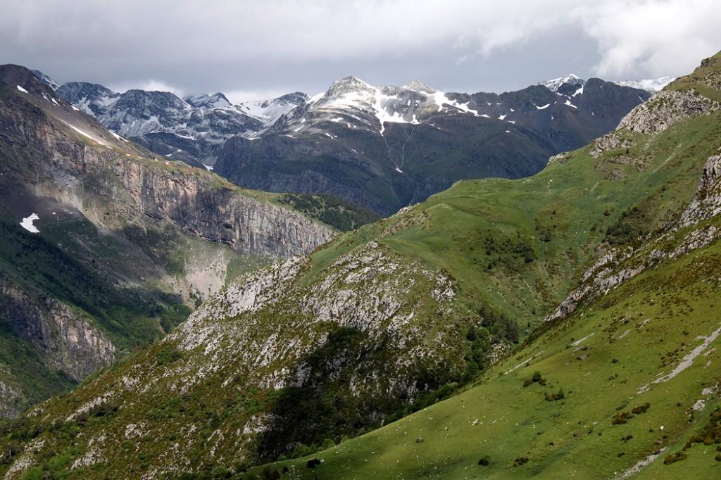 Zdjęcia: Pireneje, Pireneje, W Pirenejach, HISZPANIA