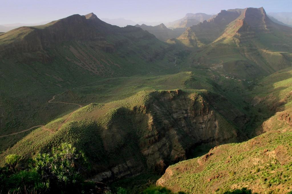 Zdjęcia: Centrum Wyspy, Gran Canaria, Kanaryjskie kaniony, HISZPANIA