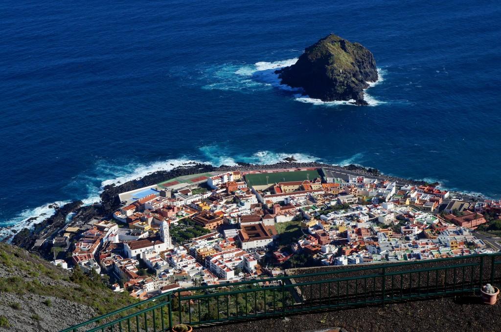 Zdjęcia: Teneryfa, Wyspy Kanaryjskie, Garachico, HISZPANIA