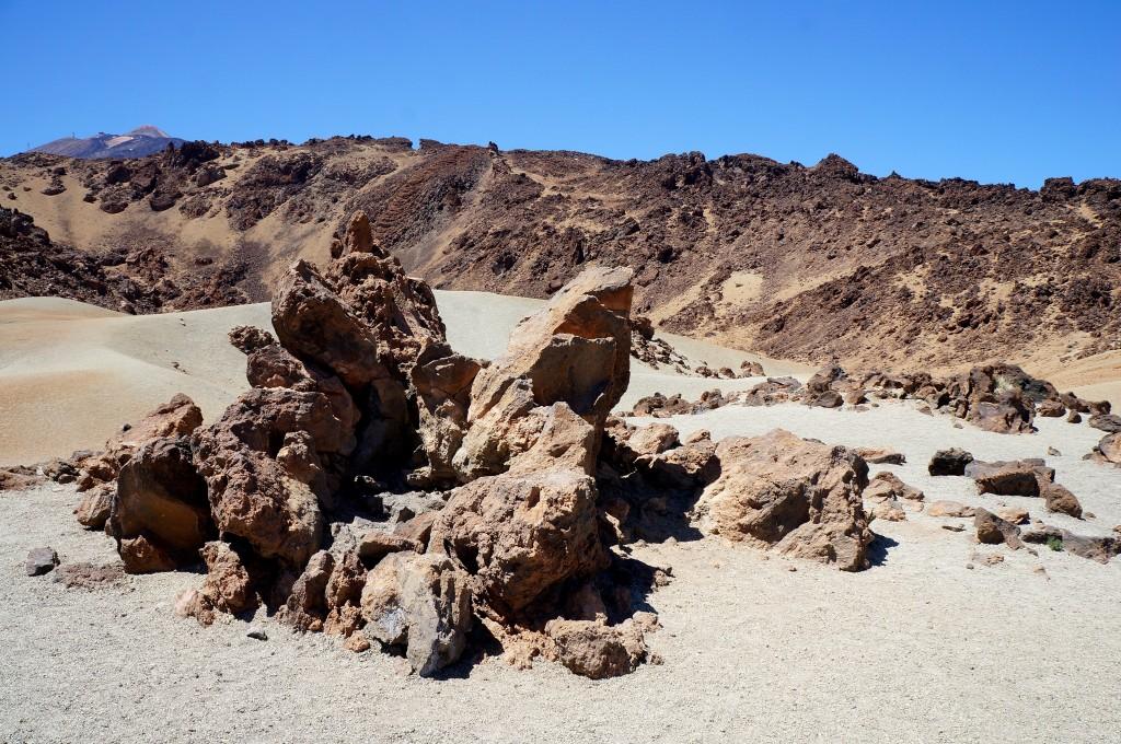 Zdjęcia: Teneryfa, Wyspy Kanaryjskie, Park Narodowy del Teide, HISZPANIA