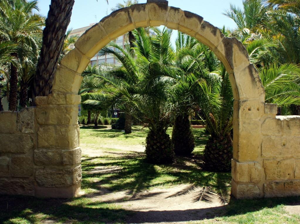 Zdjęcia: Elche, Alicante, Brama, HISZPANIA