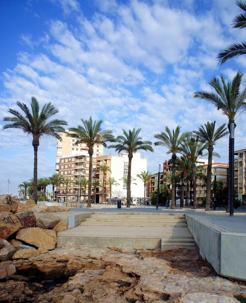 Zdjęcia: Torravieja,  Alicante, Idąc brzegiem, HISZPANIA