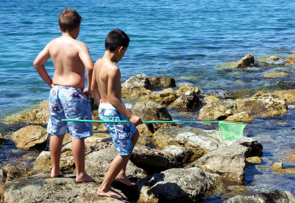 Zdjęcia: Benidorm, Alicante, Poławiacze, HISZPANIA