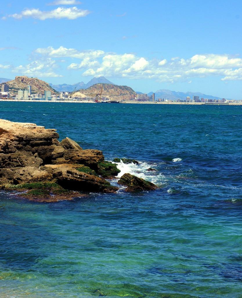 Zdjęcia: Plaża, Alicante, Widok z brzegu, HISZPANIA