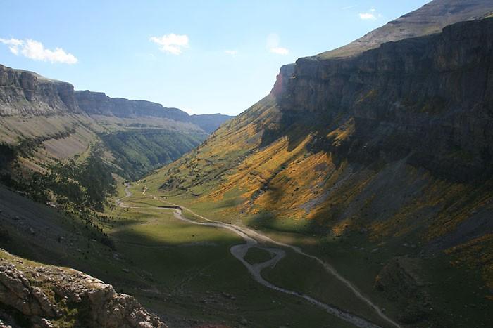 Zdjęcia: Torla, Kanion Ordes, HISZPANIA