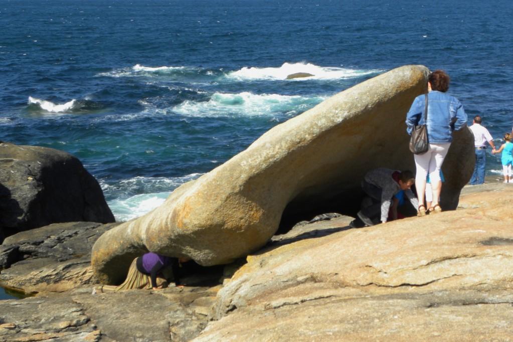 Zdjęcia: Muxia, Galicia, żagiel, HISZPANIA