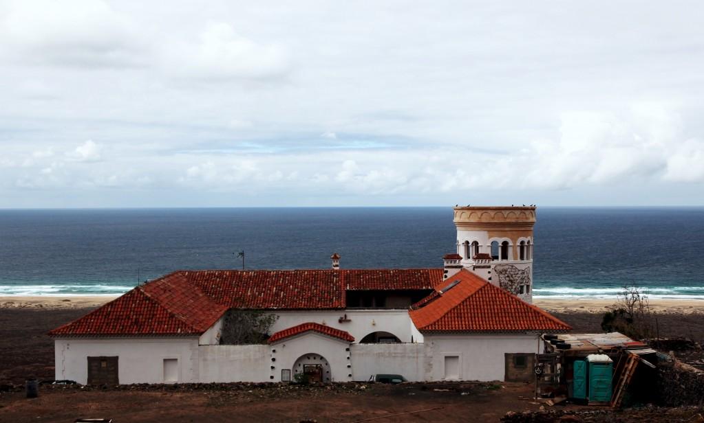 Zdjęcia: Półwysep Jandia/Cofete, Fuerteventura/Wyspy Kanaryjskie, Willa Wintera z widokiem na plażę, HISZPANIA