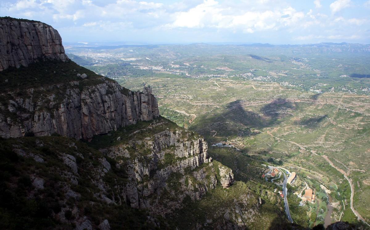Zdjęcia: Montserrat ,  Katalonia, Hen, hen, HISZPANIA