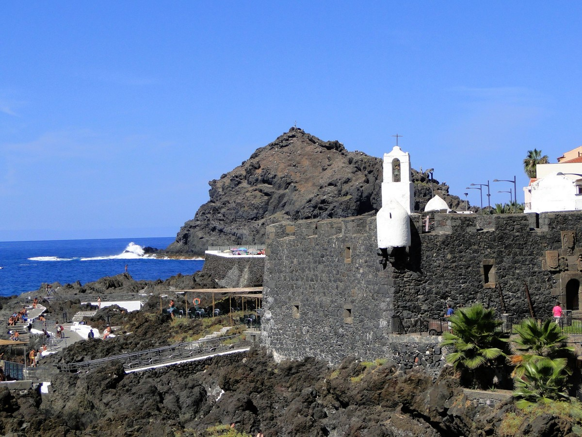 Zdjęcia: Garachico, Wyspy Kanaryjskie, Teneryfa, Gdzieś na Teneryfie - Garachico (2), HISZPANIA