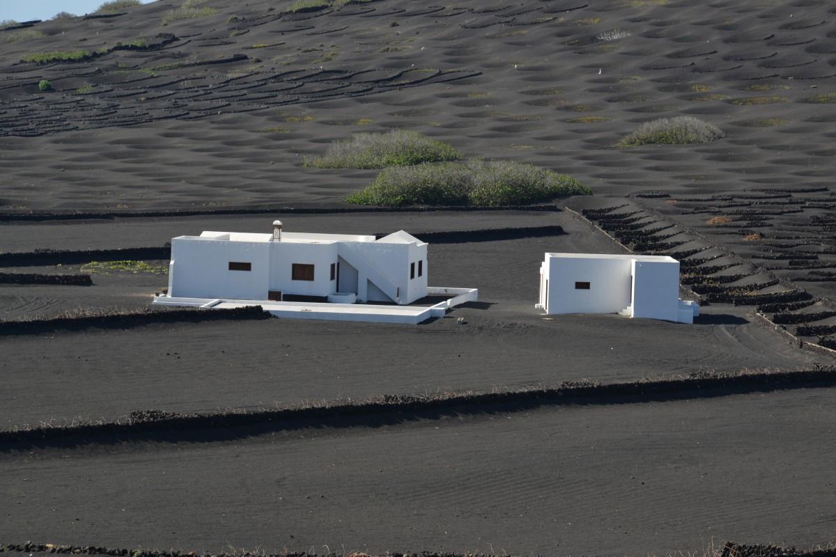 Zdjęcia: Lanzarote, xxx, Wulkaniczny krajobraz, HISZPANIA